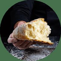 color of bread