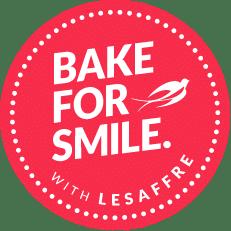 Bake for smile